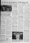 The Montana Kaimin, February 18, 1958