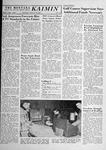 The Montana Kaimin, February 19, 1958