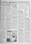 The Montana Kaimin, February 20, 1958