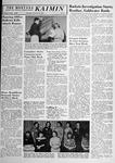 The Montana Kaimin, February 27, 1958