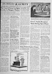 The Montana Kaimin, February 28, 1958