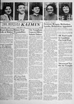 The Montana Kaimin, March 7, 1958