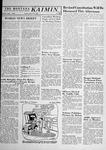 The Montana Kaimin, March 11, 1958