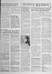 The Montana Kaimin, March 12, 1958