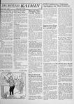 The Montana Kaimin, March 14, 1958