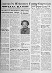 Montana Kaimin, April 11, 1958