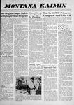 Montana Kaimin, April 18, 1958