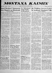 Montana Kaimin, April 22, 1958