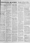 Montana Kaimin, April 23, 1958