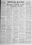 Montana Kaimin, April 25, 1958