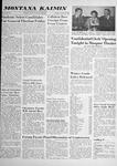 Montana Kaimin, April 29, 1958