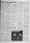 Montana Kaimin, May 2, 1958