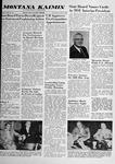 Montana Kaimin, May 7, 1958