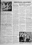 Montana Kaimin, May 9, 1958