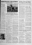 Montana Kaimin, May 14, 1958