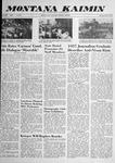 Montana Kaimin, May 20, 1958