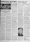 Montana Kaimin, May 21, 1958