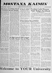 Montana Kaimin, May 23, 1958