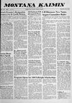 Montana Kaimin, May 28, 1958