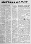 Montana Kaimin, June 4, 1958