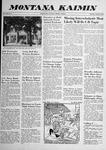 Montana Kaimin, October 2, 1958