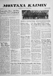 Montana Kaimin, October 7, 1958