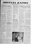 Montana Kaimin, October 28, 1958