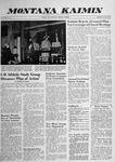 Montana Kaimin, November 13, 1958