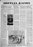 Montana Kaimin, January 4, 1959