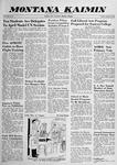 Montana Kaimin, January 9, 1959