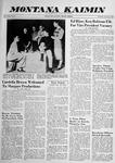 Montana Kaimin, January 15, 1959