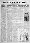 Montana Kaimin, January 23, 1959