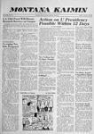 Montana Kaimin, January 30, 1959