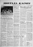 Montana Kaimin, February 3, 1959