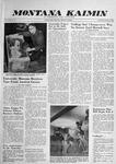 Montana Kaimin, February 5, 1959