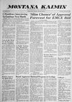 Montana Kaimin, February 11, 1959