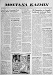 Montana Kaimin, February 12, 1959