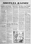 Montana Kaimin, February 13, 1959
