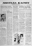 Montana Kaimin, March 6, 1959
