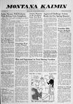Montana Kaimin, March 12, 1959