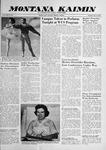 Montana Kaimin, May 14, 1959