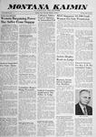 Montana Kaimin, May 19, 1959