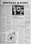 Montana Kaimin, May 21, 1959