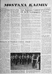 Montana Kaimin, June 2, 1959