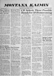 Montana Kaimin, June 3, 1959