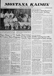Montana Kaimin, June 4, 1959