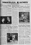 Montana Kaimin, September 25, 1959