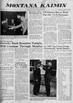 Montana Kaimin, September 30, 1959