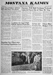 Montana Kaimin, October 2, 1959