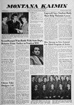 Montana Kaimin, October 7, 1959
